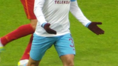 Futbolcu Yusuf Erdoğan
