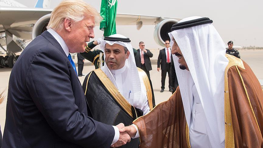 Suudi Arabistan Trump'ın İsteğini Kabul Etti
